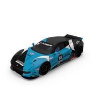 Ligier JS2 R Orhes Stephya 18 PNG & PSD Images