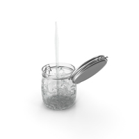 Water Pours Into the Jar PNG & PSD Images
