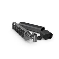 Osprey Suppressor Inner PNG & PSD Images