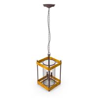 Loft House Hanging Lamp P124 PNG & PSD Images