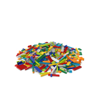 Lego Pile PNG & PSD Images