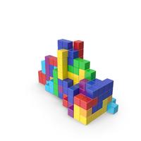 Tetris PNG & PSD Images