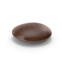 Colored Chocolate Button Brown PNG & PSD Images