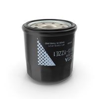 Denso Oil Filter for Toyota PNG & PSD Images