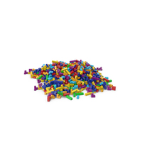 Toy Building Blocks Hill PNG & PSD Images