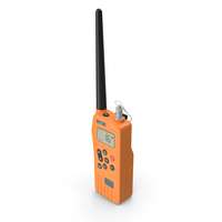 Survival GMDSS VHF Radio PNG & PSD Images
