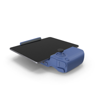 Wireless Mobile Controller with Tablet PNG & PSD Images