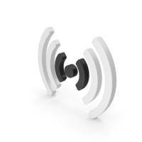 Wi-Fi Duo Symbol Low PNG & PSD Images