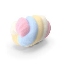 Marshmallow Braid PNG & PSD Images
