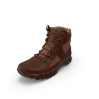 Boot Brown PNG & PSD Images