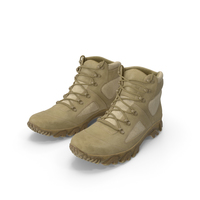 Boots Yellow PNG & PSD Images