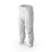 Hunting Pants White PNG & PSD Images