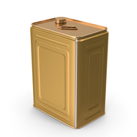 Metal Can 10L PNG & PSD Images