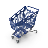 PP Plastic Shopping Trolley 210L PNG & PSD Images