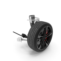 Sony Vision S Front Wheel PNG & PSD Images