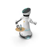 Careobot 4 Robot Bartender PNG & PSD Images