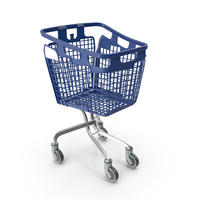 Plastic Shopping Trolley 100L PNG & PSD Images