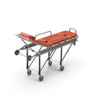 Steel Ambulance Stretcher Hospital Bed Gurney PNG & PSD Images