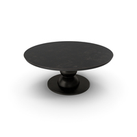 Fendi Table Black Damaged PNG & PSD Images