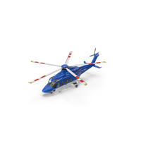 AgustaWestland AW139 Helicopter PNG & PSD Images