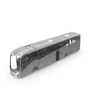 Coach Bus Body Frame PNG & PSD Images