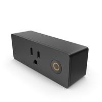 Mini Smart Plug PNG & PSD Images