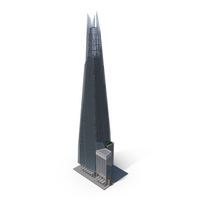 The Shard Skyscraper PNG & PSD Images