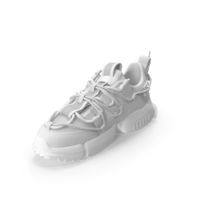 Womens Sneakers White PNG & PSD Images
