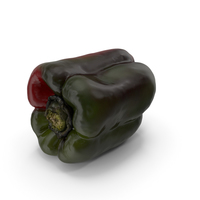 Green Pepper PNG & PSD Images