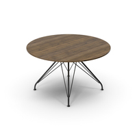 Wire Coffee Table PNG & PSD Images