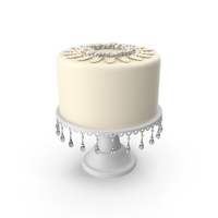 Wedding Cake for a Winter Wedding PNG & PSD Images