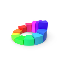 Circular Diagram PNG & PSD Images
