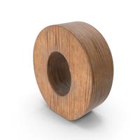 O Wooden Letter PNG & PSD Images