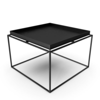 Tray Coffee Table PNG & PSD Images