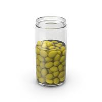 Olives Jar Opened PNG & PSD Images