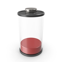 Battery Icon 20% PNG & PSD Images