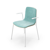 Arper Aava Chair PNG & PSD Images