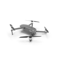 DJI Mavic 2 Pro Quadcopter with 4K Hasselblad Camera PNG & PSD Images