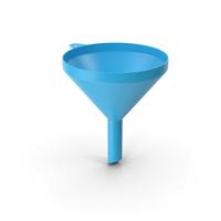 Blue Funnel PNG & PSD Images