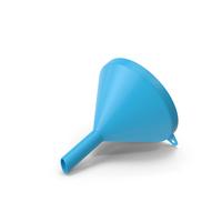 Funnel Blue PNG & PSD Images