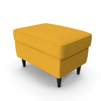 Yellow Cloth Puff PNG & PSD Images