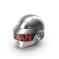 Daft Punk Thomas Helmet PNG & PSD Images