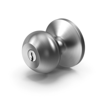 Door Knob With Keyhole PNG & PSD Images