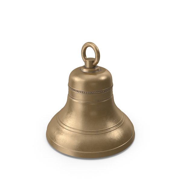Bell Brass PNG & PSD Images