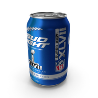Aluminum Can Bud Light PNG & PSD Images