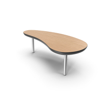 Il Loft Free form Coffee Table PNG & PSD Images