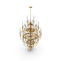 Luxxu Gala Chandelier PNG & PSD Images