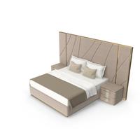 Modern Bedroom Set PNG & PSD Images