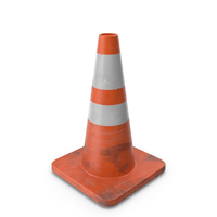 Orange Cone Old PNG & PSD Images