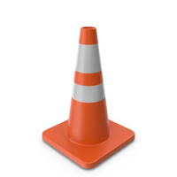 Orange Cone NEW PNG & PSD Images